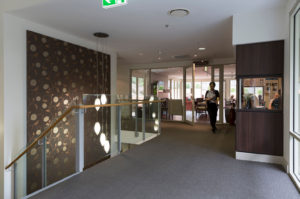 Regis Salisbury Hallway