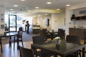Dining Area Care Home Perth