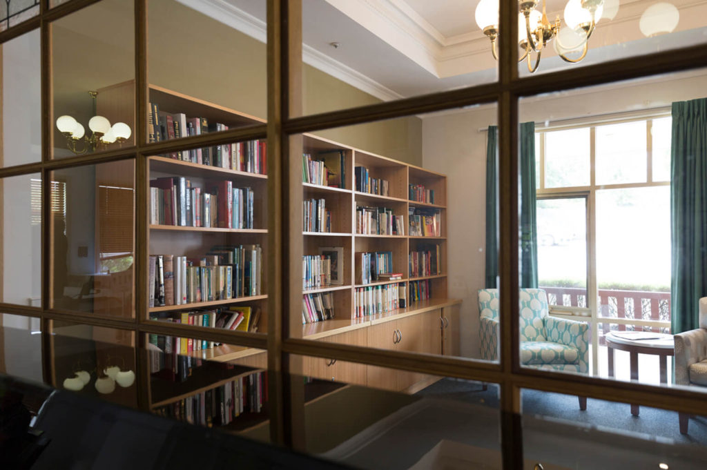 Aged Care in Cranbourne - Library