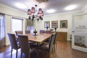 Aged Care Melbourne Dining