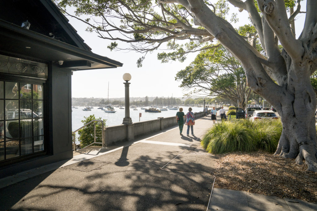 Regis Aged Care Rose Bay - view of the ocean
