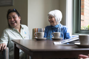 Regis Aged Care Shenley - Resident and Carer