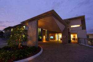 Regis Aged Care Facilities Sunshine Coast - Kuluin at night