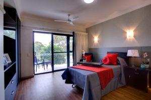 Regis Wynnum Bedroom