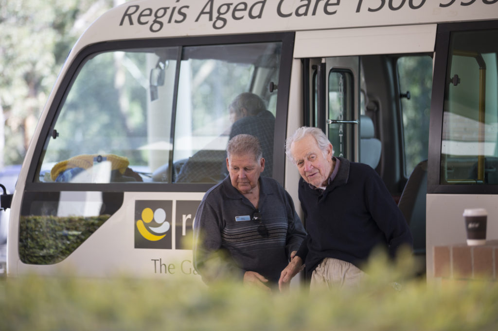 Regis Aged Care Lifestyle The Gardens
