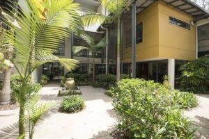 Regis Ferny Grove Courtyard