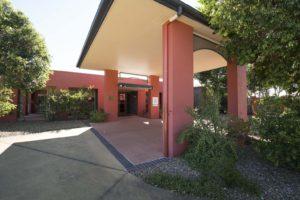regis gatton entrance
