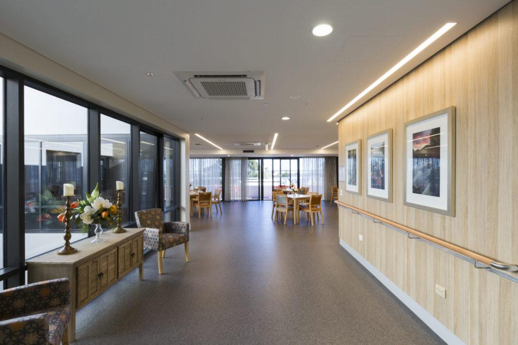 Regis North Fremantle - Dining Corridor