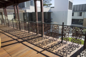 Regis North Fremantle Balcony