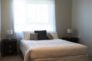 Bedroom Corinthian Court RV
