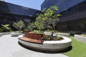 Regis Chelmer Courtyard