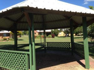 Retirement Living Gracemere - Outdoor area