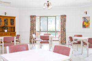Regis Sandgate Griffith - Dining Room