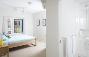 Bedroom Bramble Bay Sandgate