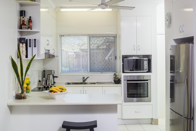 Kitchen Woodward Retirement Village - Regis Aged Care