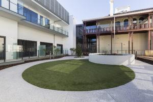 Regis North Fremantle Court Yard