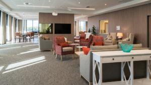 Regis Nedlands living room
