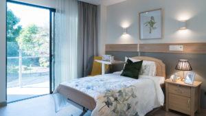 Regis Nedlands bedroom