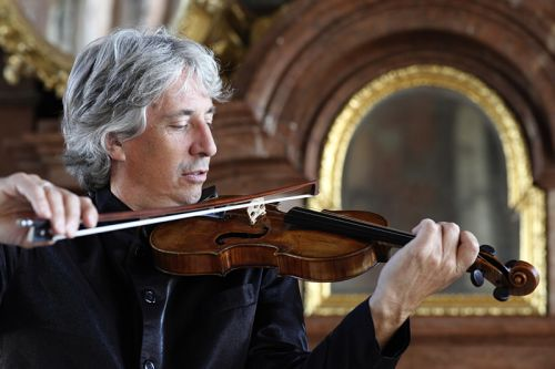 Russell McGregor - World-renowned violinist
