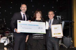 faye regis awards service excellence