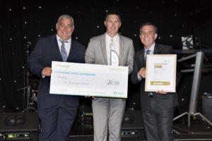 Safety Contribution- Bradley Regis Awards