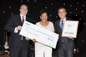 Service Excellence Caroline Regis Awards