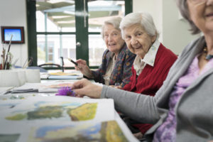 Occupational Therapy Aged Care