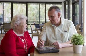 Aged Care Lifestyle Program Regis Rose Bay