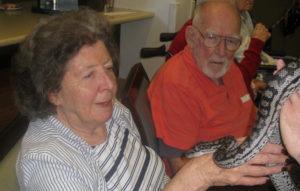 Regis Aged Care - Wildlife Visit