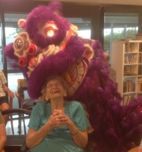 Regis aged care facilities Chinese New Year