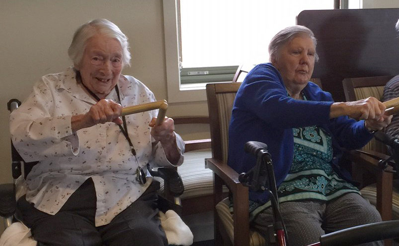 Aged Care Music Therapy