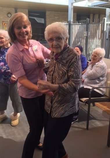Italian Fiesta aged care lifestyle program