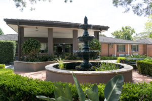 Regis Aged Care Facilities Hornsby - View of gardens