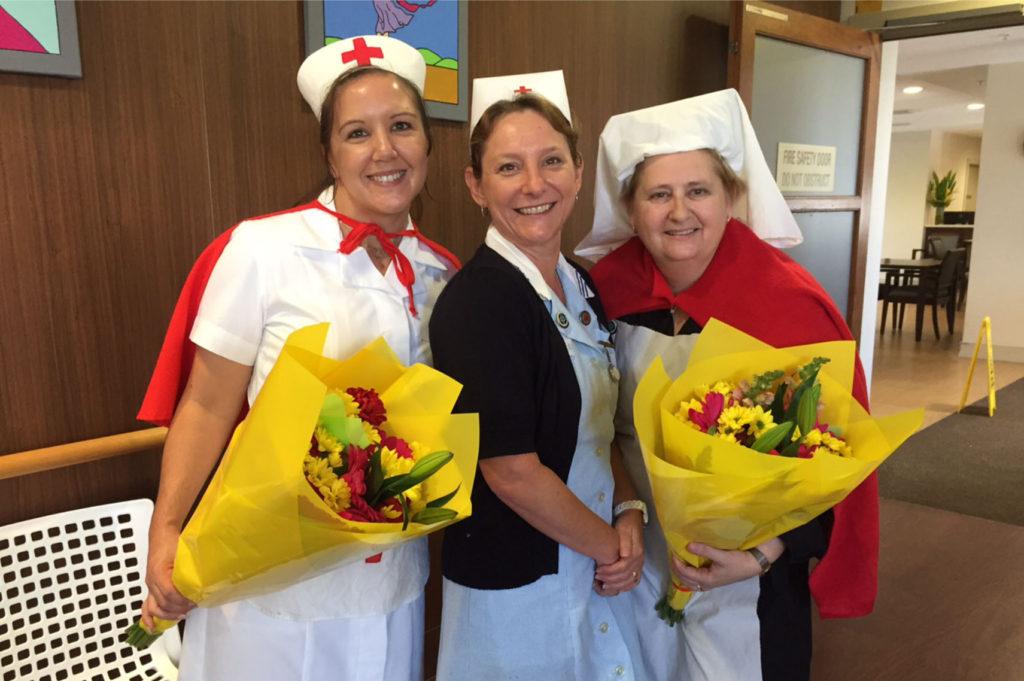 Aged Care Home Nurses