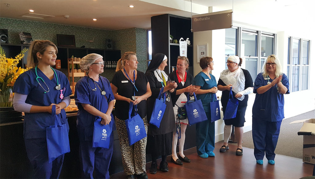 Aged Care Staff Qld