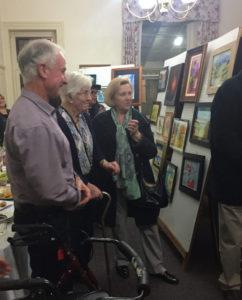 Regis Marleston Art Exhibit Adelaide SA