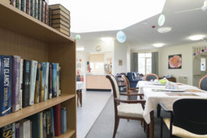 Regis Aged Care Facilities - Legana library space
