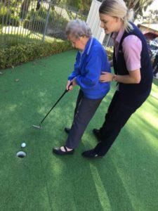 Frankston Sports Day Aged Care