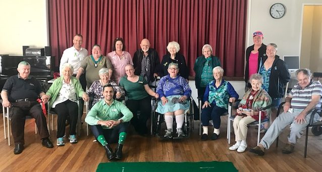 Aged care facility Bulimba