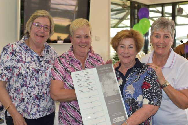 Regis Port Stephens Charity Day Winners