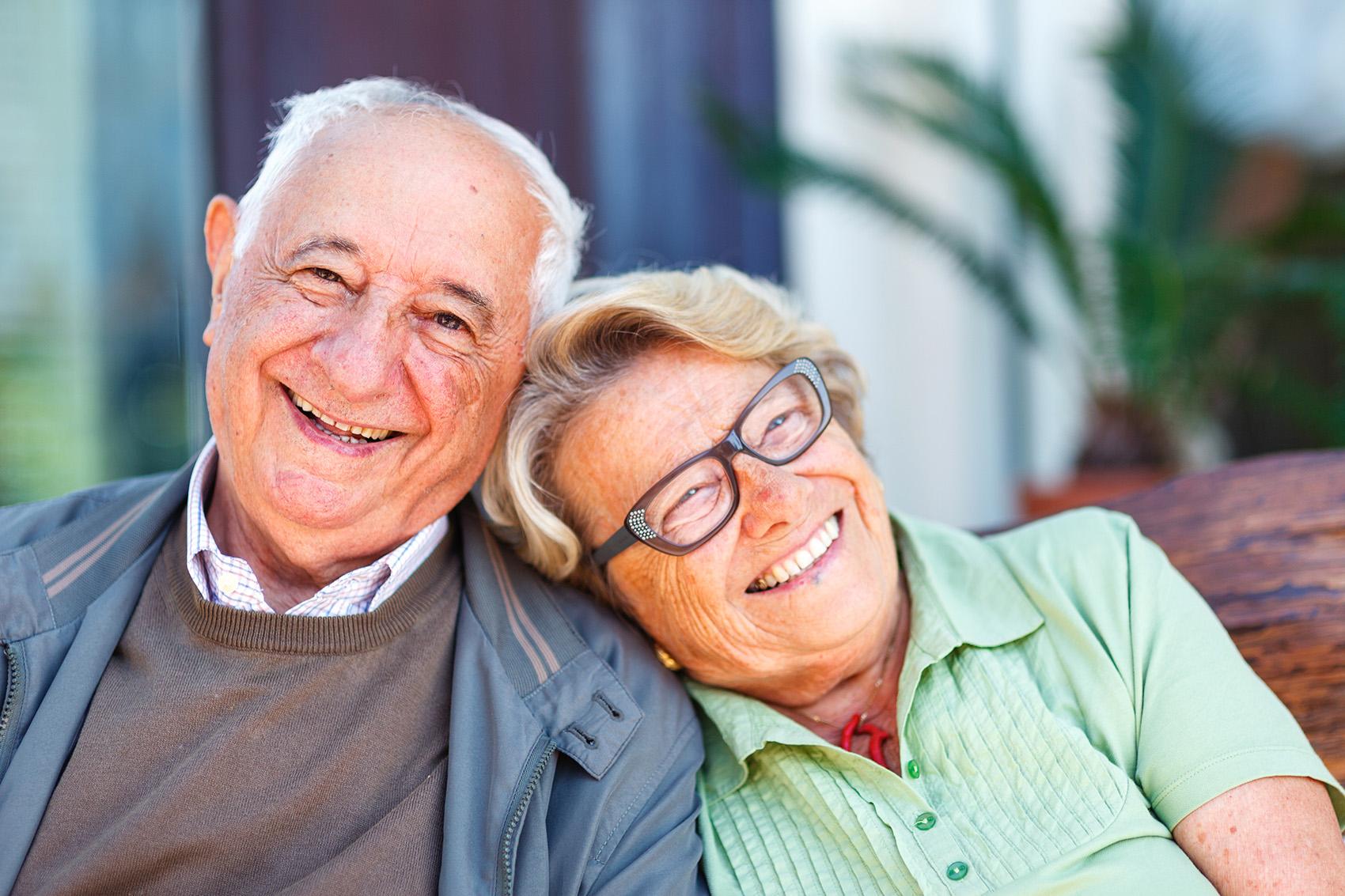 Elderly homosexuals