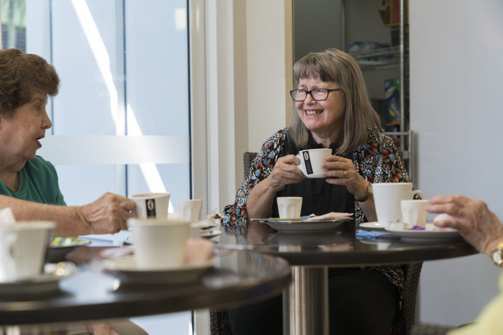Aged Care Support Cafe