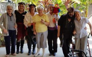 Greenbank Lets Talk Pirate