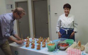 Regis catering team Wynnum