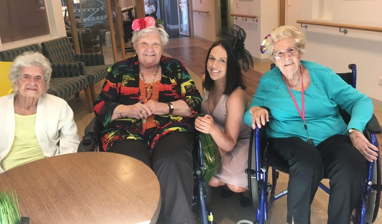 Friends at Regis Blackburn Care Home