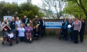 Relay for Dementia Regis Home