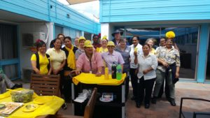 Regis Aged Care Belmore - staff bbq