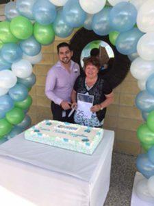 Greenbank QLD - Clyde & Kathryn