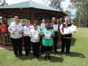 Wynnum national award winners - OCT 2016
