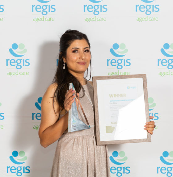 Outstanding Carer (Dementia Care)